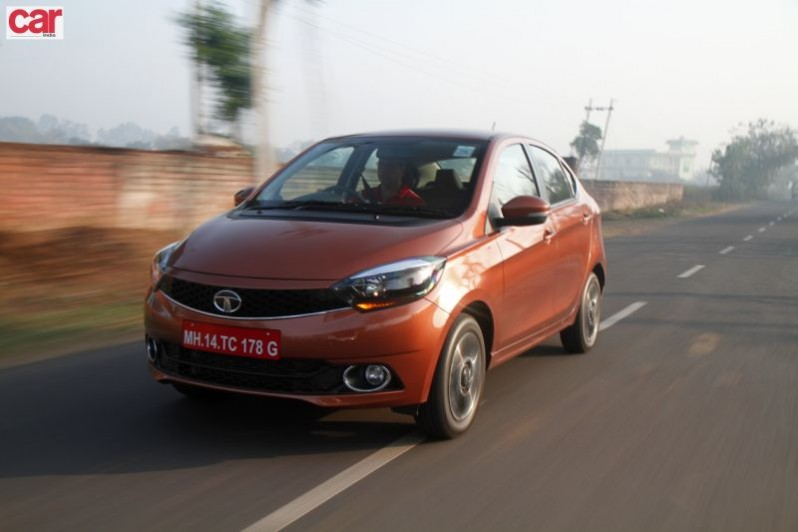 Entry-level Sedan Comparison: Tata Tigor Vs Rivals