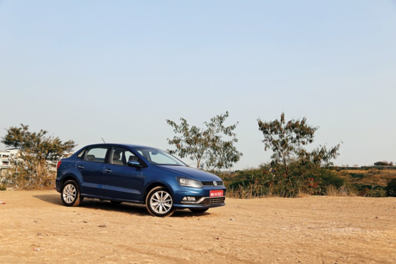 Volkswagen Ameo TDI DSG Road Test Review 1 web