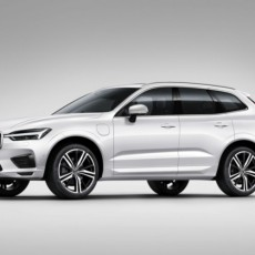 Geneva Motor Show 2017 – All-new Volvo XC60 Rolls In