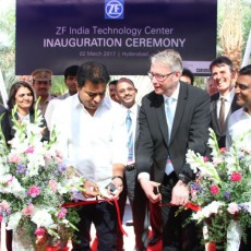 ZF Open First Technology Centre In India