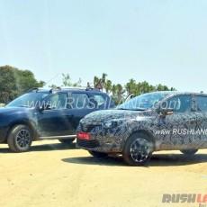 Incoming Renault Kaptur Spied