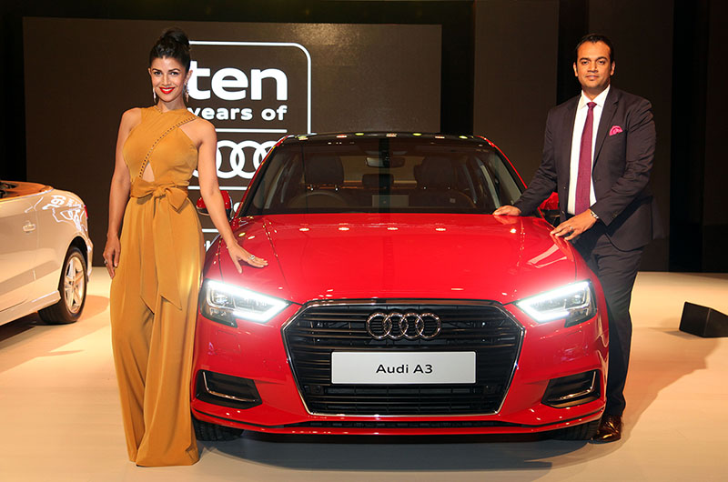 New Audi A3 Launched