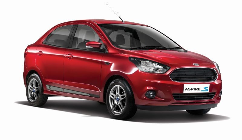 Ford Launch the new Figo and Aspire 'Sports Edition'