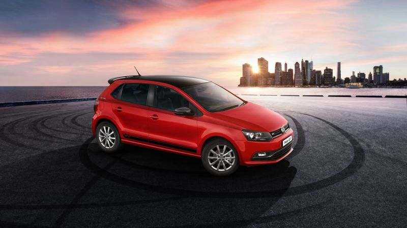 Limited Edition Volkswagen Polo GT Sport Launched in India