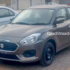 Maruti Suzuki Dzire Ready for Launch