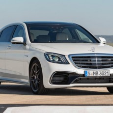 New Mercedes S-Class Makes its Début