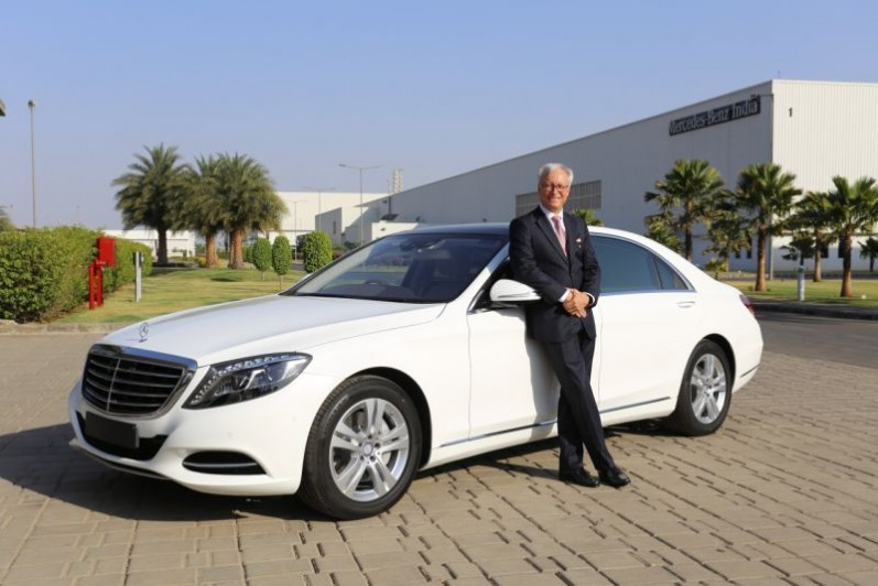 Mercedes-Benz Launch the S-Class 'Connoisseur's Edition' in India