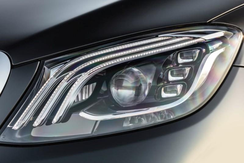 Mercedes-Benz S-Class 2018 headlamp web