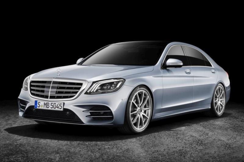 Mercedes-Benz S-Class 2018 web