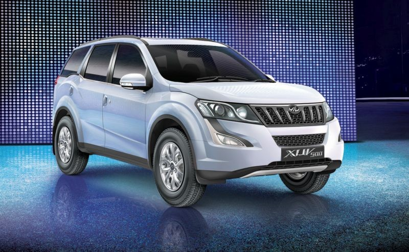 New Mahindra XUV500 Launched