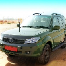 Tata Safari Inducted into the Indian Army