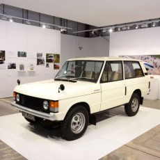 50 Years Of An Icon: The Range Rover