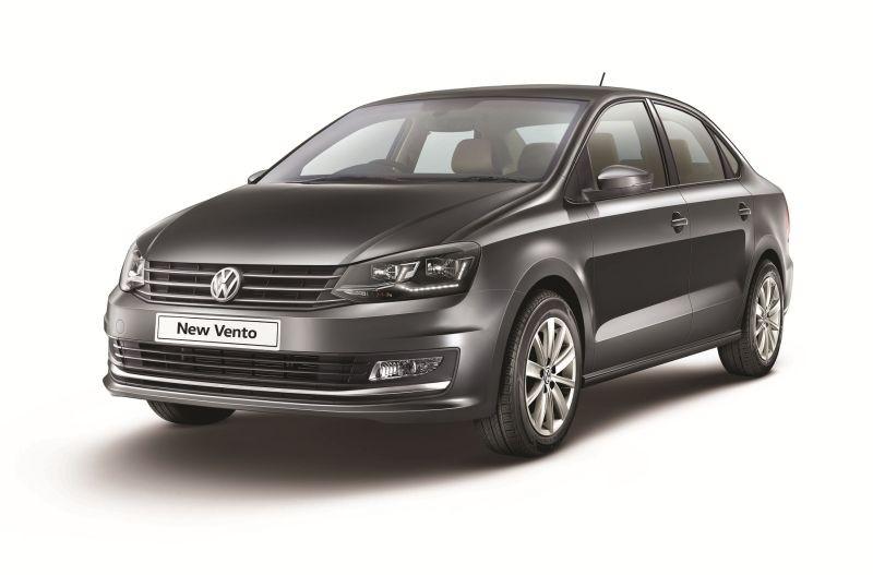 Volkswagen Launch Vento Highline Plus