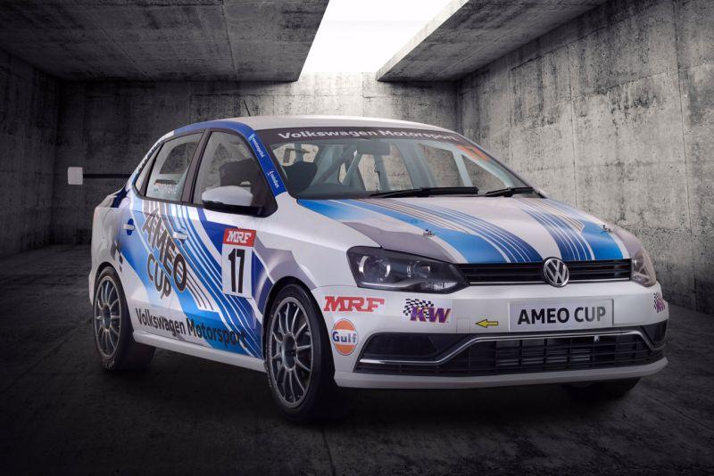 Volkswagen Ameo Cup Web