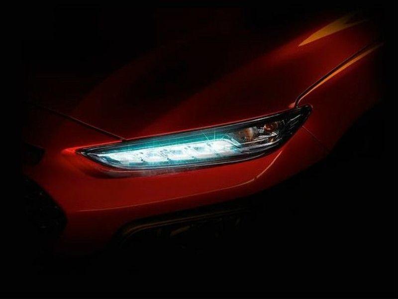 Hyundai Compact SUV Teased