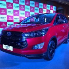 Toyota launch new Innova Touring Sport