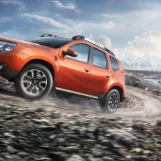 New Renault Duster Petrol With CVT Automatic Is Here