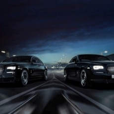 Rolls-Royce Black Badge Launched