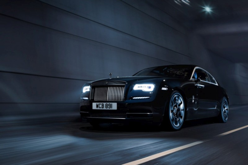 rolls-royce black badge launched - car india