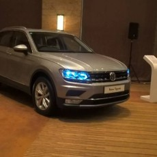 New Volkswagen Tiguan v Rivals