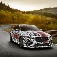 The Animal Is Loose: Jaguar XE SV Project 8 Unleashed