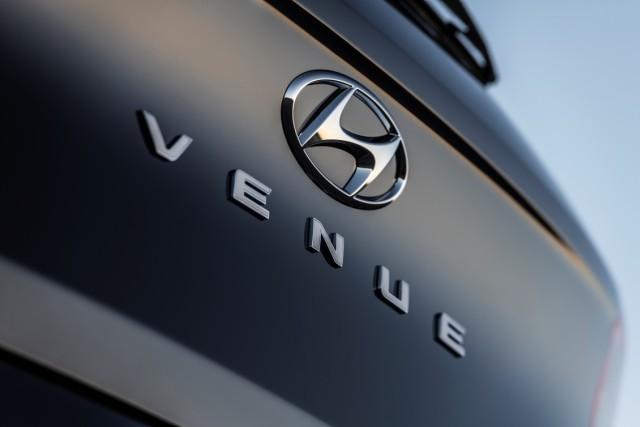 New Hyundai Venue compact SUV