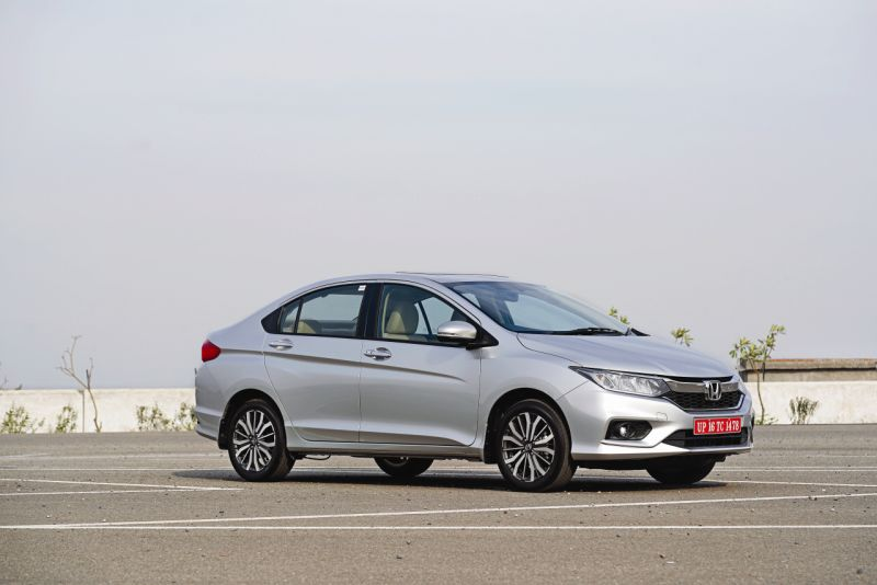 Honda City has crossed the 2.5 lakh units since launch in 2014