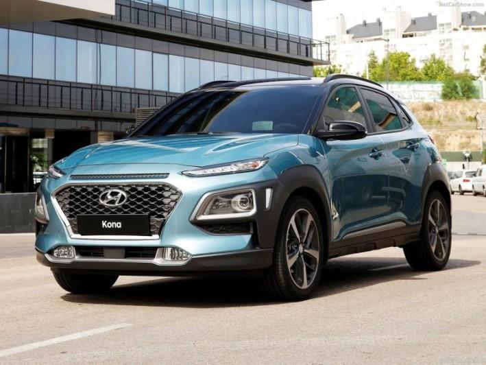 HOT: Hyundai Kona Unveiled