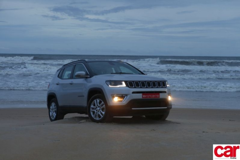Jeep Compass Bags 1,000 Bookings