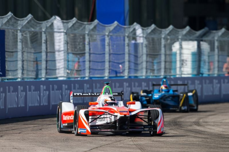 Mahindra Racing Do India Proud in Formula E