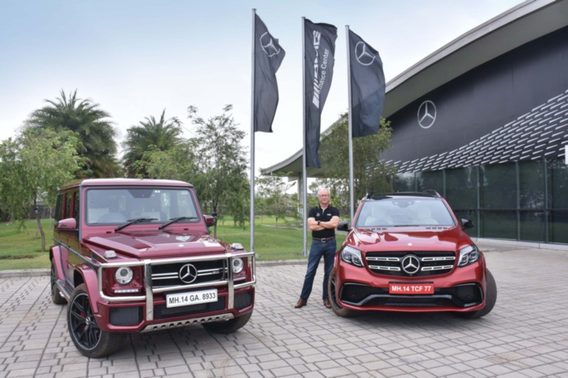 Mercedes-AMG G 63 'Edition 463' and Mercedes-AMG GLS 63 India web