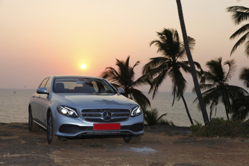 Launched! New Mercedes E 220 d L with all-new Diesel Engine - Car India