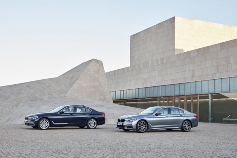 New BMW 5 Series Launched in India