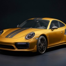 Very Limited Porsche 911 Turbo S Exclusive Series Introduced