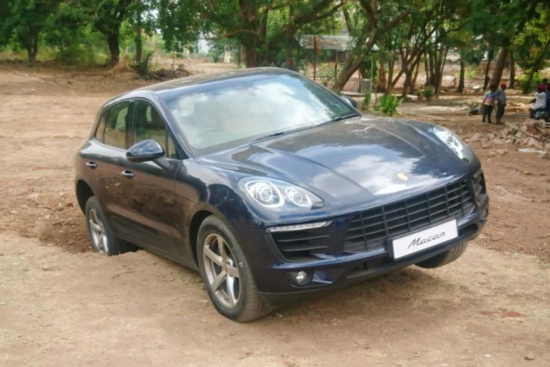 Porsche Macan 2.0 R4 Off-road web