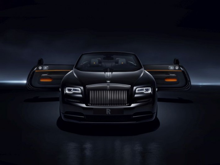 Rolls-Royce to Debut Dawn Black Badge at Goodwood