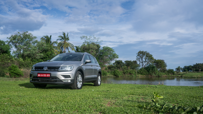 VW Tiguan first drive review