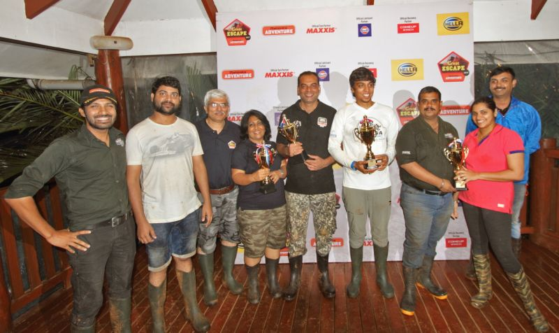 139th Edition of Mahindra Great Escape