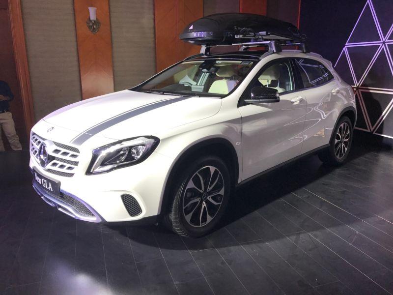 2017 mercedes benz gla range launched car india india 39 s for Mercedes benz gla class india