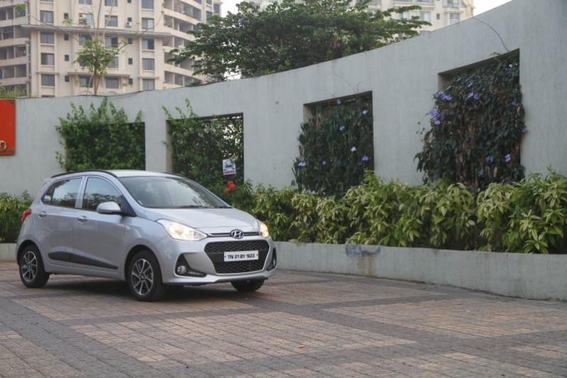 Hyundai Grand i10 CNG Launched