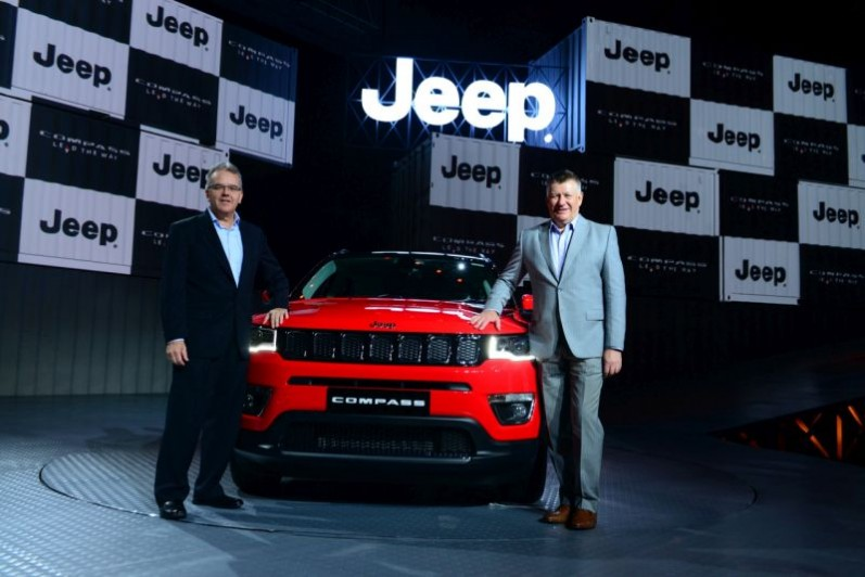 Jeep Compass Launched in India