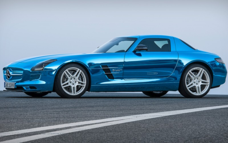 Mercedes SLS AMG Electric Drive 01 web
