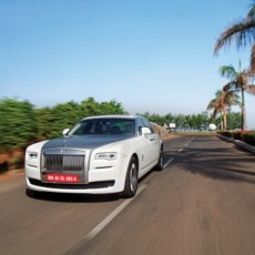 Rolls-Royce Ghost Series II Extended Wheelbase First Drive Review – The Ghost Who Wafts