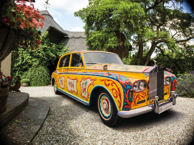The John Lennon Rolls Royce Phanton V