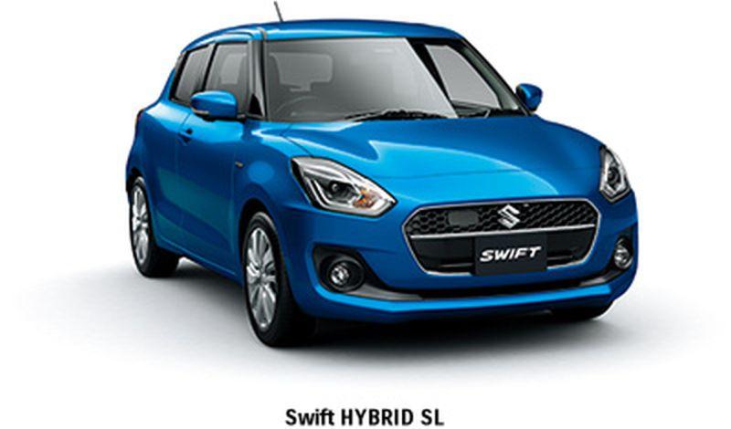 Suzuki Swift Hybrid launched in Japan
