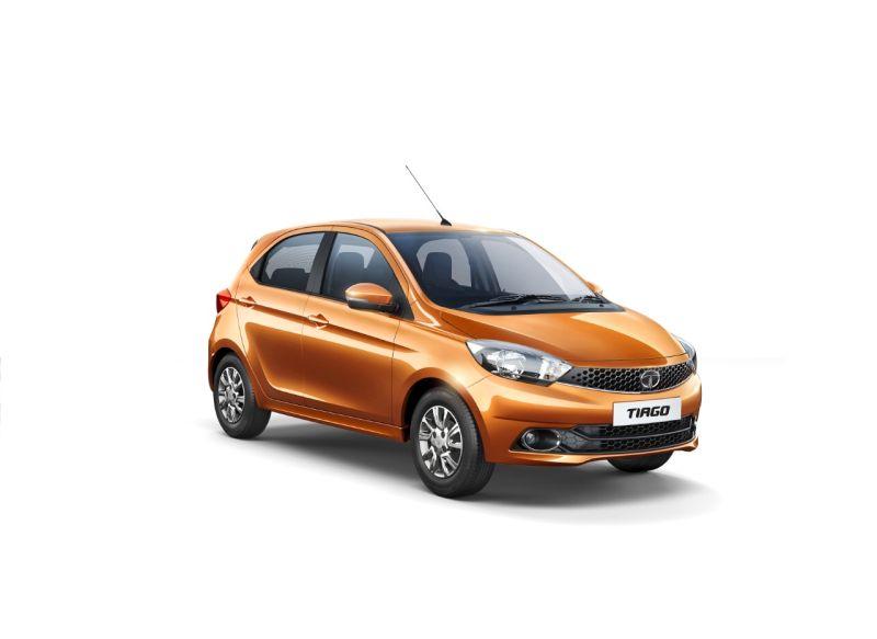 Tata Tiago Crosses The 1 Lakh Bookings Milestone Car