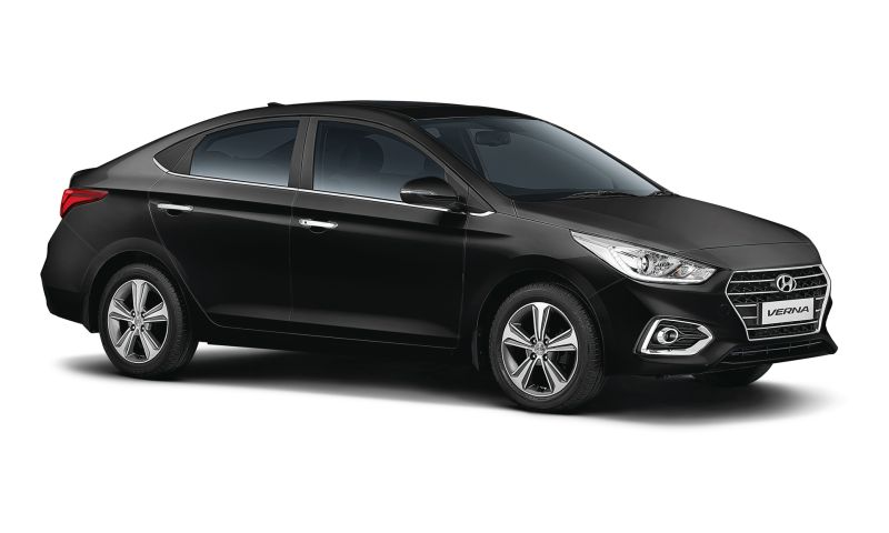 2017 Hyundai Verna Launched in India