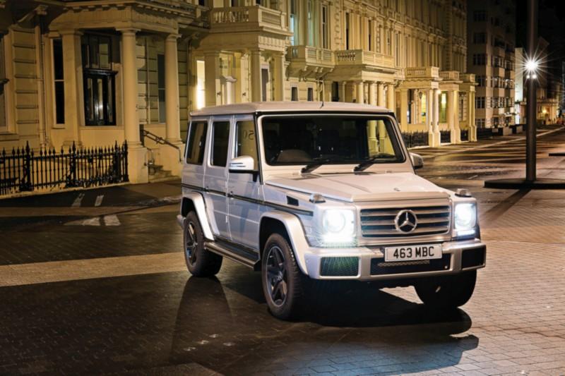 50 Years of AMG - Mercedes-AMG G 63 web