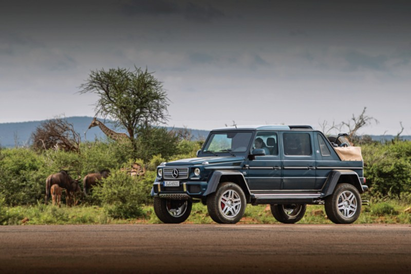 Mercedes-Maybach G 650 Landaulet (W463)