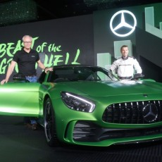 New Mercedes-AMG GT R and GT Roadster Are Here